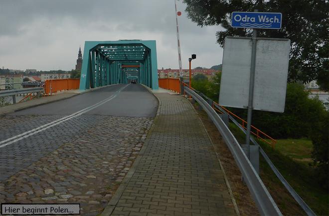 Oderbrücke Gryfino