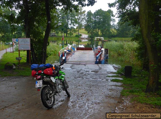 Fähre Inter Nos Camping Polen