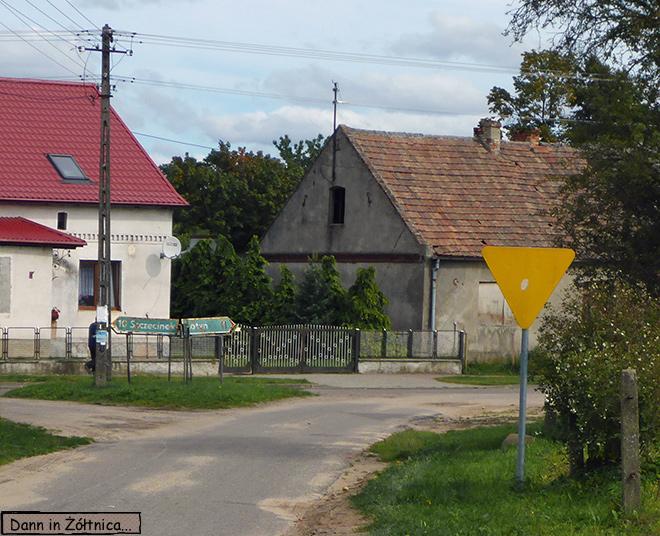 Dorf in Polen