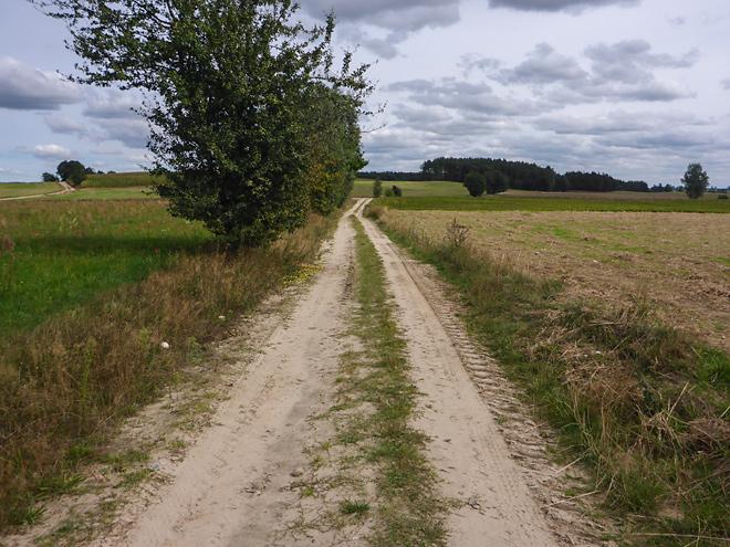 Sandweg Pommern