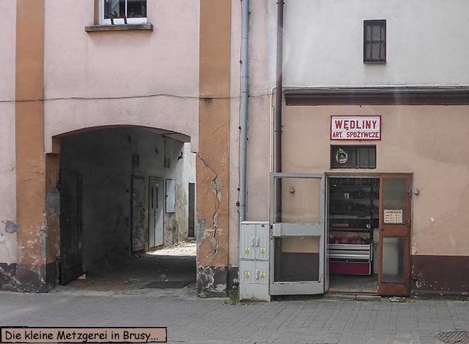 Metzger in Polen