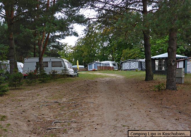 Campingplatz Lipa