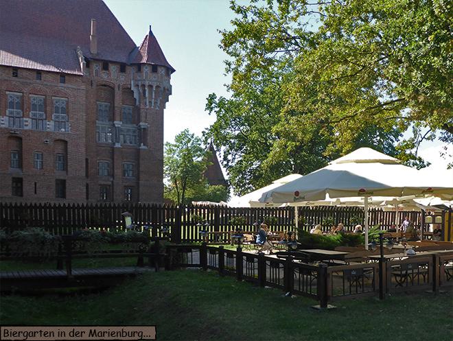 Marienburg Biergarten Restaurant