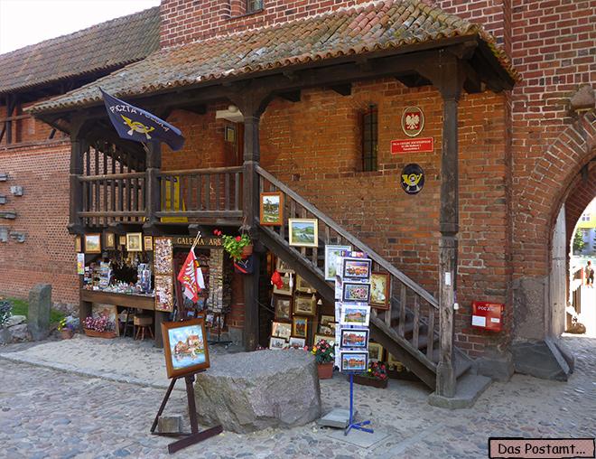 Postamt Marienburg