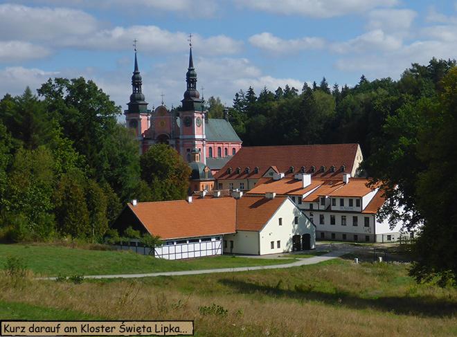 Kloster Święta Lipka Polen