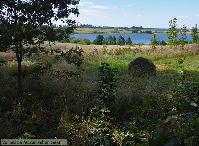 Masuren Polen See