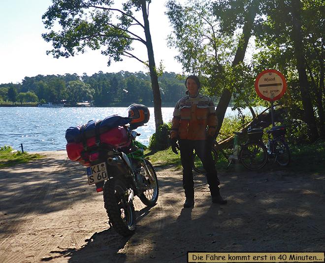 Endurowandern Masuren Polen