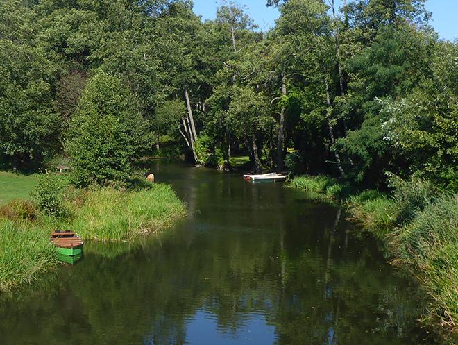 Wasserwandern Kajak Masuren Polen