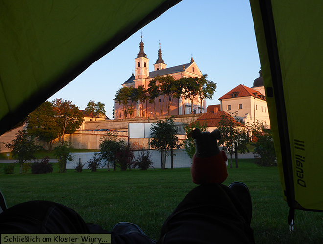 Kloster Wigry