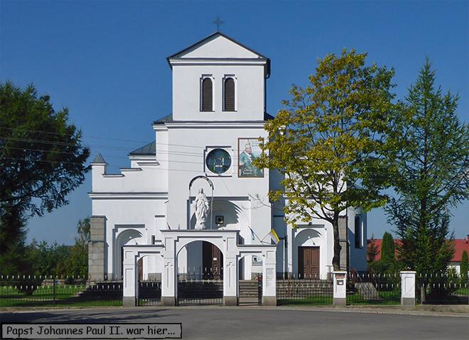 Kirche in Polen