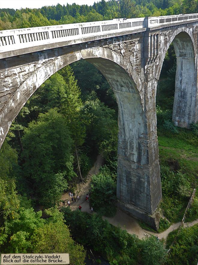 Stańczyki-Viadukt Polen
