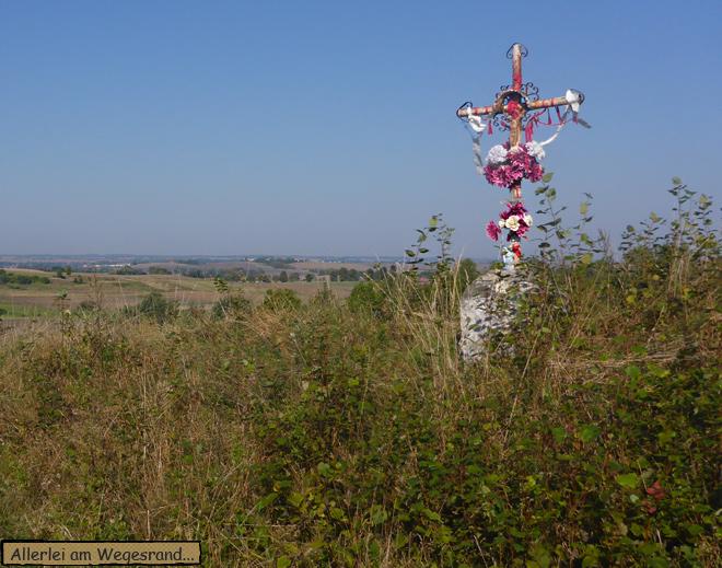 Materl Kreuz in Polen