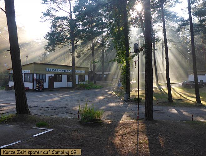 Camping Orlinek 69 Polen
