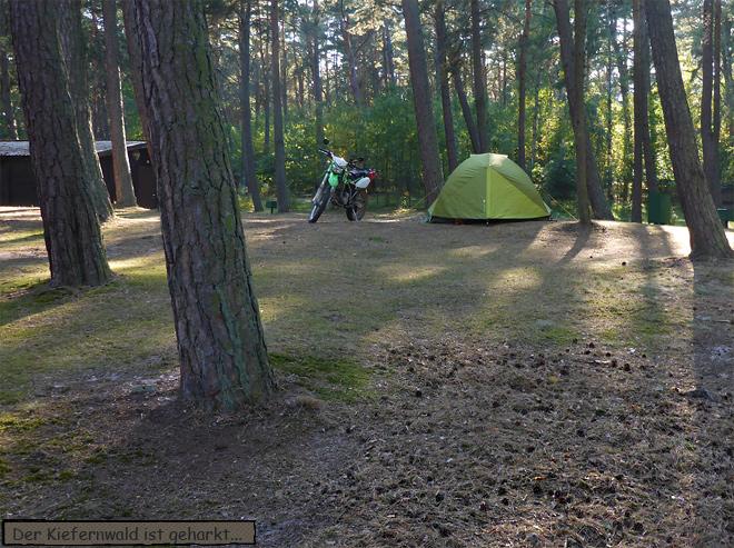 Camping 69 Orlinek Polen