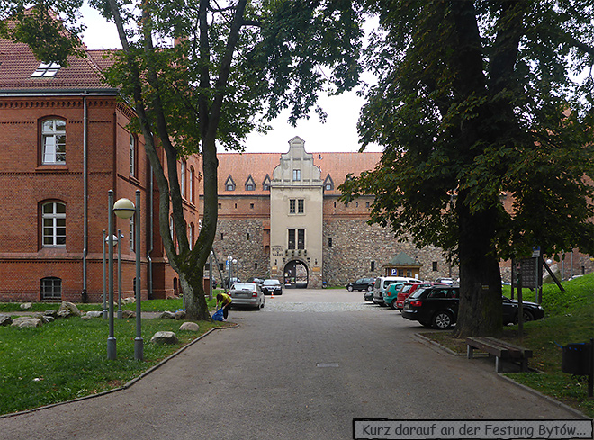 Festung Burg Bütow
