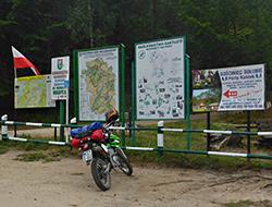 Polen Motorradtour