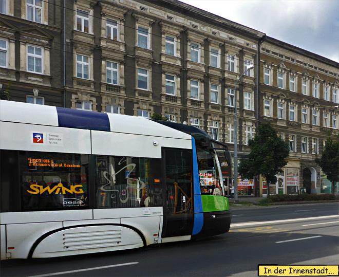 Stettin Straßenbahn