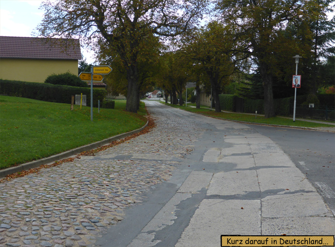 Ostdeutschland Tristesse