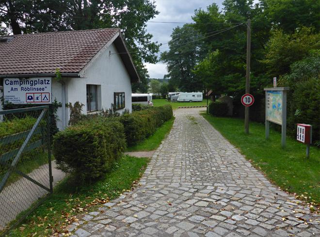 Campingplatz am Röblinsee