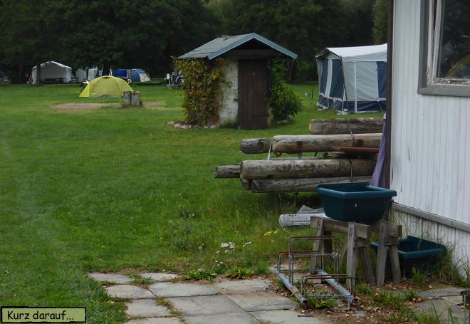 Campingplatz am Röblinsee Fürstenberg