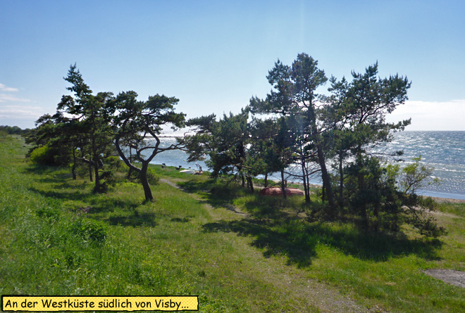 Gotland Westküste