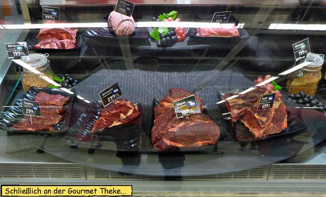 Fleisch Rindfleisch Delikatessen Entrecote