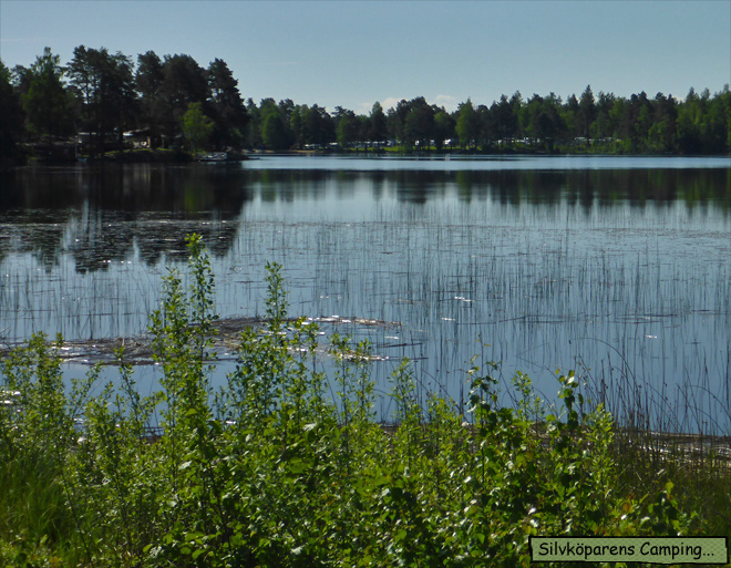 Silvköparens Camping Schweden