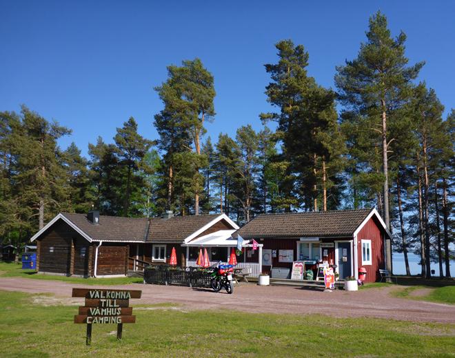 Våmhus Camping