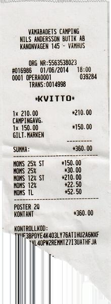 Våmhus Camping wucher teuer