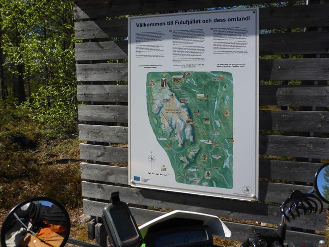 Fulufjället Nationalpark Schweden