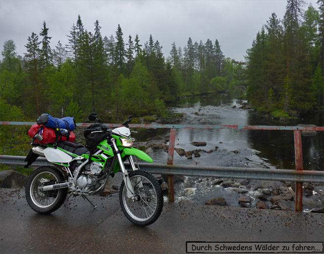 Motorrad Regen