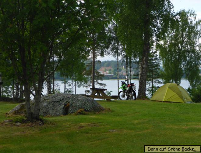 Gröne Backe Camping Ed