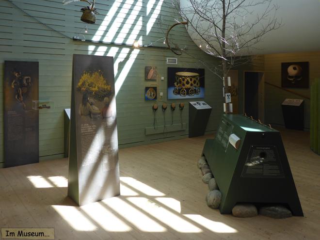 Tanum Schweden Felszeichnungen Museum