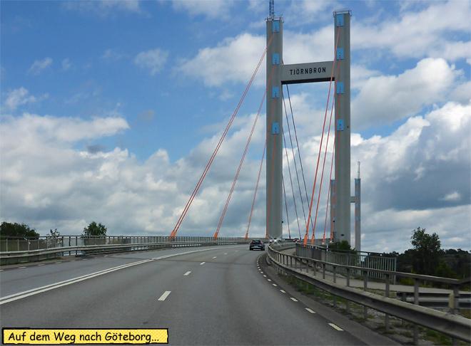 Tjörnbron Schweden