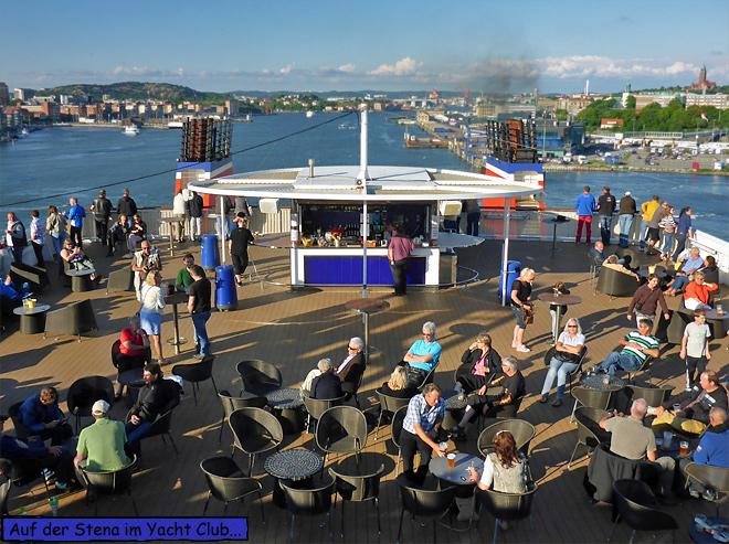Stena Yacht Club
