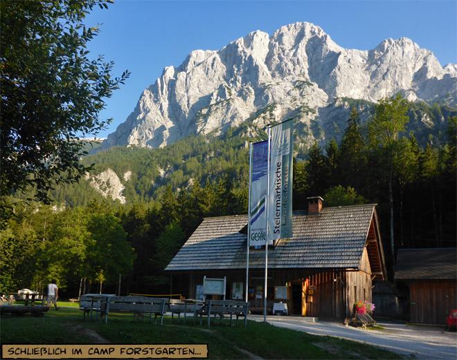 Johns Camping Steiermark Österreich