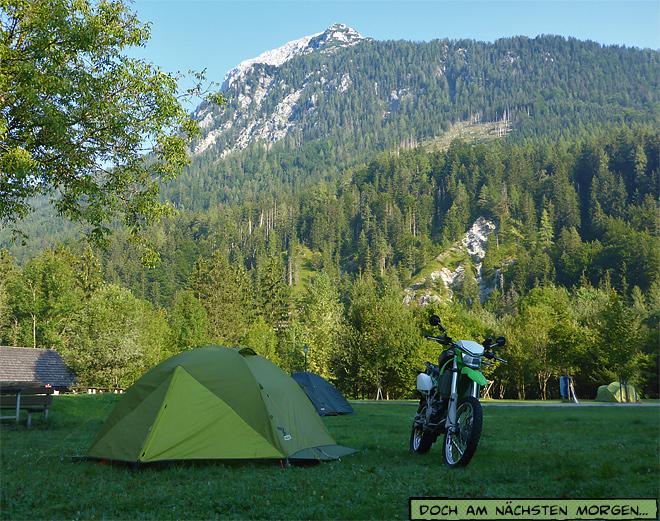 camping Johnsbach