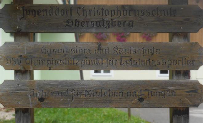 Christopherusschule Berchtesgaden