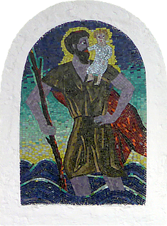 Christophorusschule Mosaik