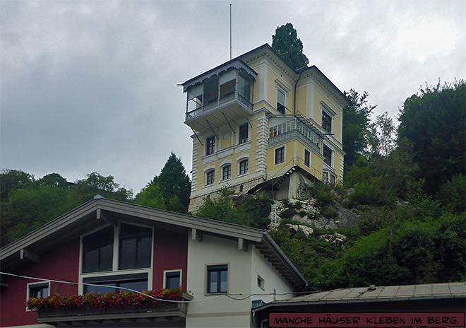 Berchtesgaden Villa am Berg