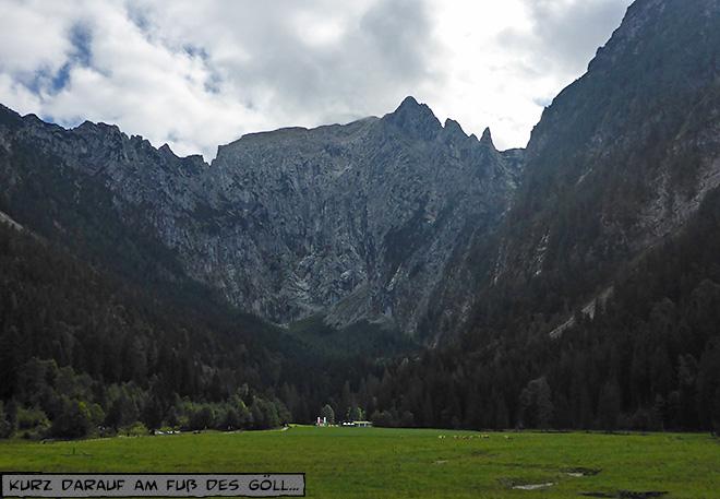Scharitzkehlalm Göll Berchtesgaden
