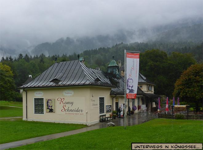 Romy Schneider Königssee Ausstellung