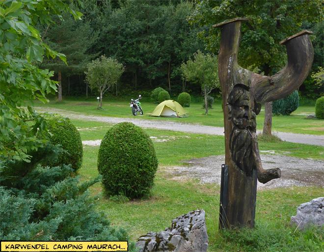 Karwendel Camping Maurach