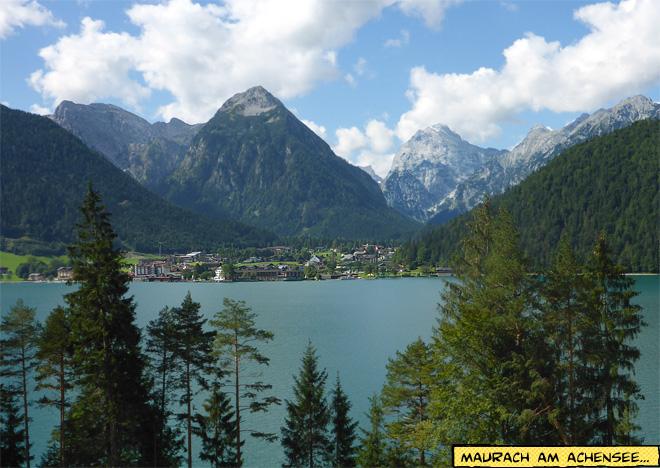 Maurach Achensee