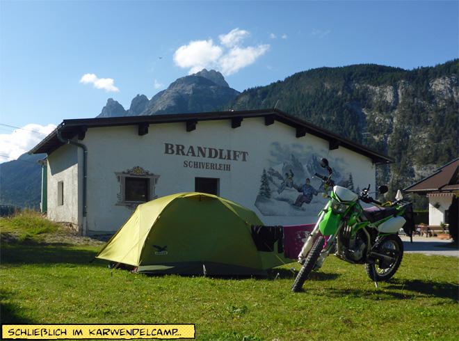 Karwendel Camping