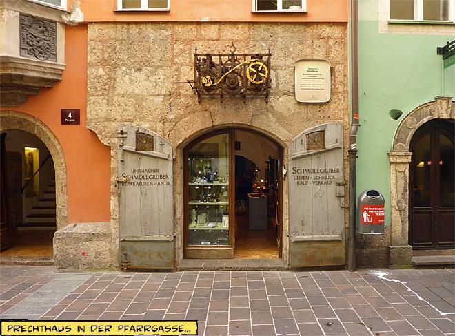 Prechthaus Innsbruck