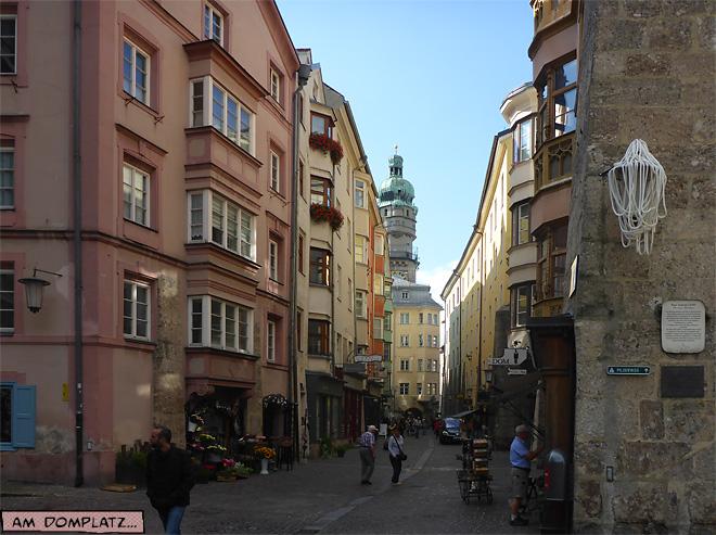 Pfarrgasse Innsbruck