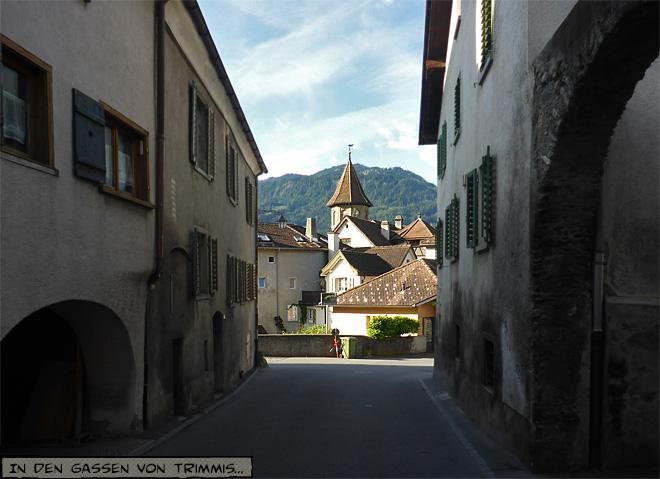 Trimmis Schweiz