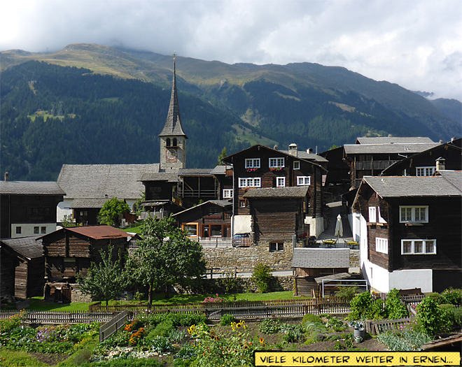 Ernen Schweiz