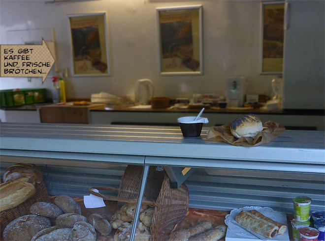 Bäckerwagen im Binntal